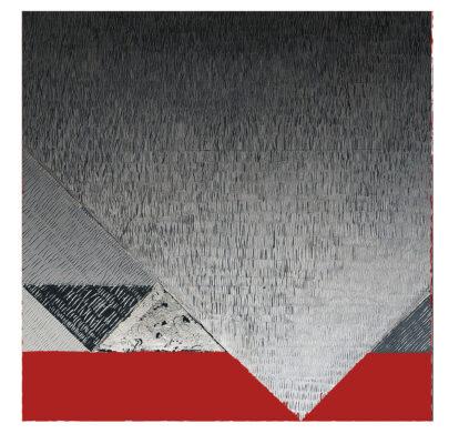 Ex voto III, inkprint, 10x10 cm, 2018